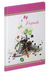 Pagna Freundebuch Chucks