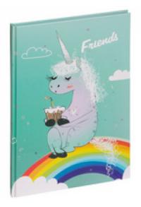 Pagna Freundebuch Einhorn