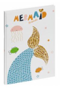 Pagna Freundebuch Mermaid