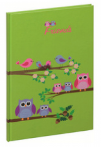 Pagna Freundebuch Owl