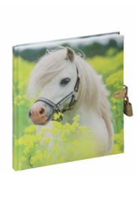 Pagna Tagebuch kleines Pony