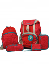 Sammies Ergofit Jungle Red