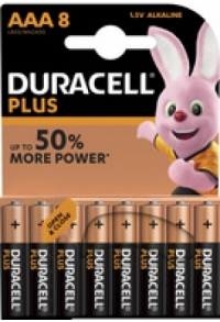 Duracel Plus Power AAA