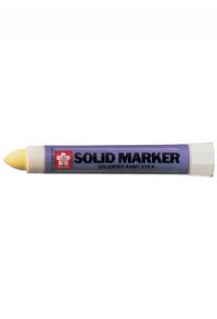 Sakura Solid Marker Gelb