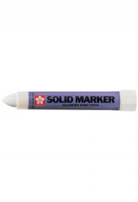 Sakura Solid Marker Weiss