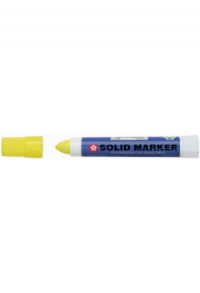 Sakura Solid Marker Fluogelb