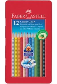 FABER-CASTELL Buntstifte Colour GRIP, ..