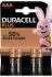 Duracel Plus Power AAA Duracell AAA 4er